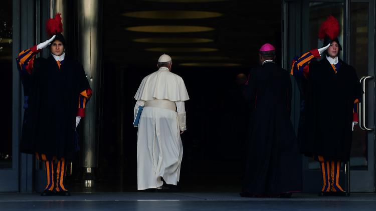 Anon JOE M: Der Stromausfall im Vatikan ist aufgetreten