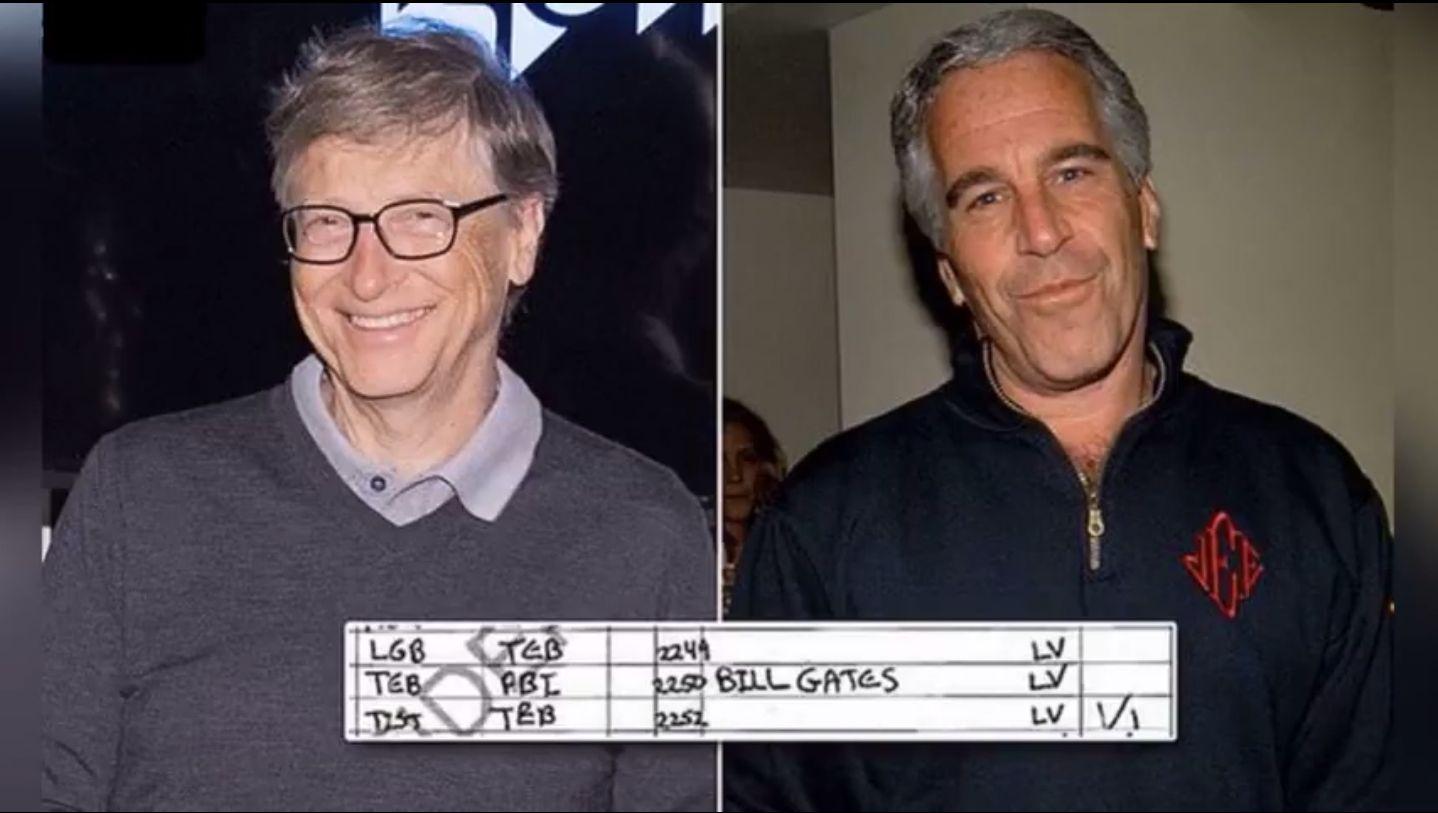 Bill Gates mindestens 6x auf Epsteins Insel? Leider ja!
