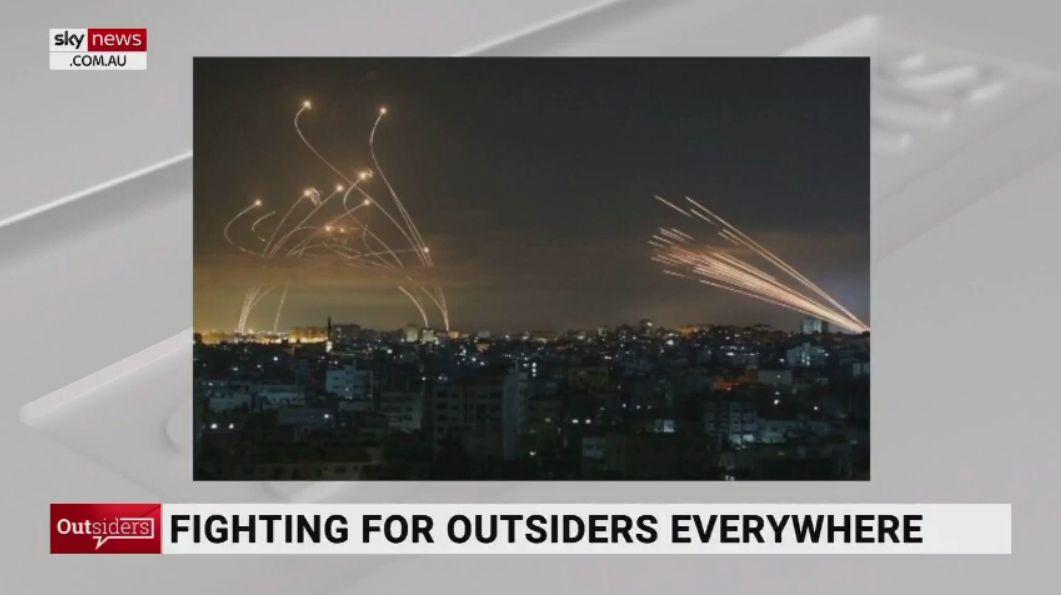 ISRAEL - Angriffe und Verteidigungsysteme