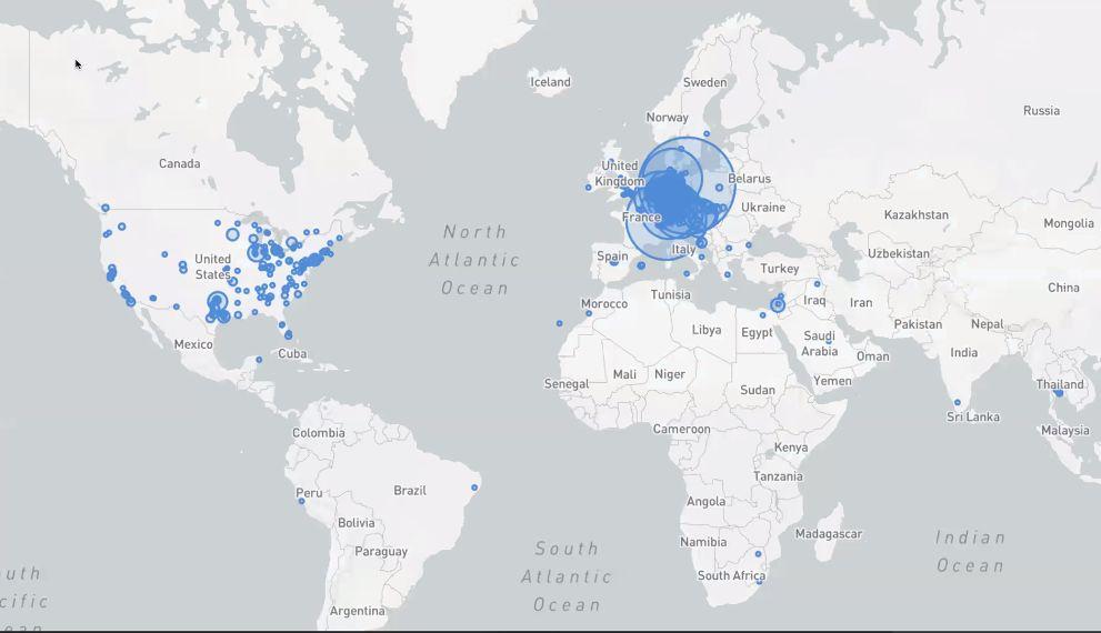 Wo befinden sich unsere Ephis überall auf der Welt?