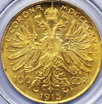 CORONA GOLD COIN